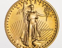 10 Dollar Gold