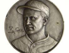 Commemorative Baseball Coin