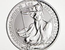 Commemorative Brittannia